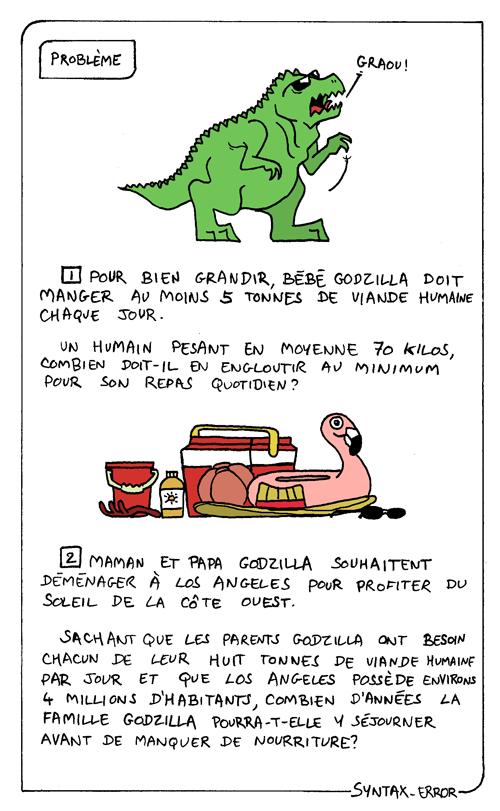 3-Godzilla