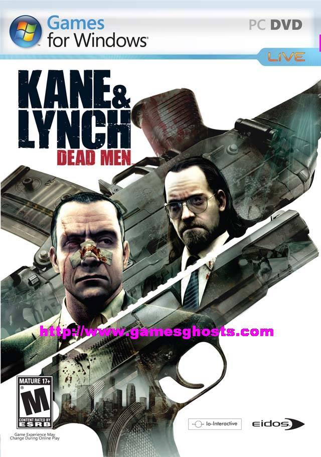 تحميل لعبة Kane and Lynch Dead Men