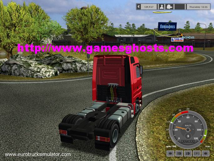 Euro truck simulator 2017 ^english^ spark13