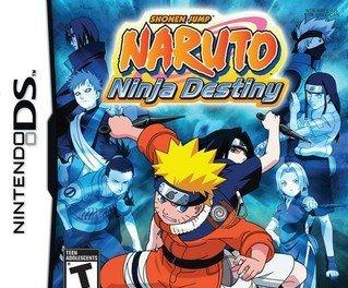 Naruto - Ninja Destiny (US)