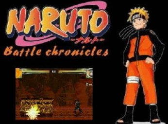 Naruto: Battle Chronicles 0.3