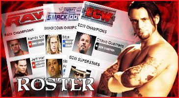 Roster de Wrestling Passion