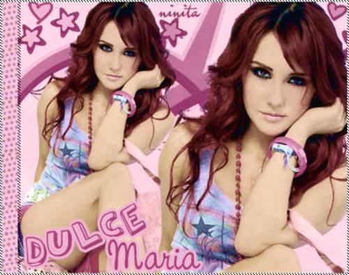 *~* DULCE MARIA *~*