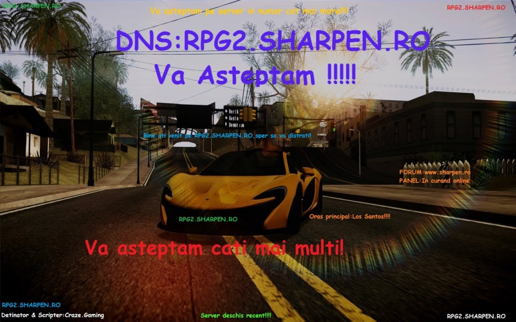 Sharpen RPG2